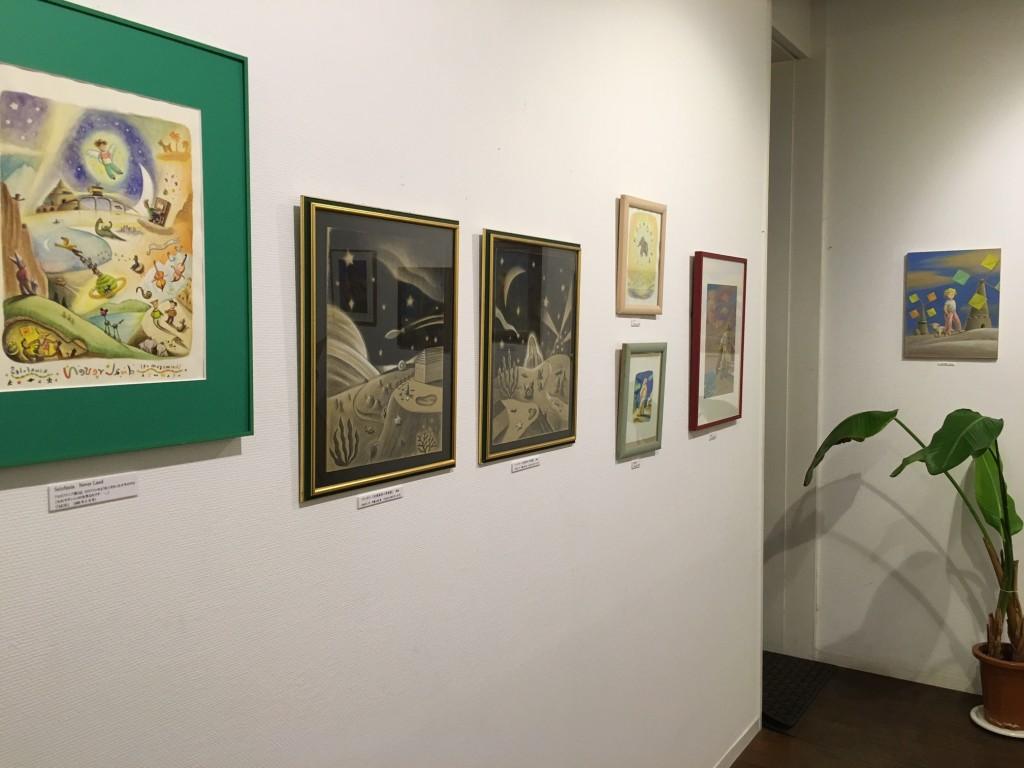 「清風荘の頃」展示